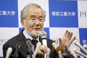 Nobelovu cenu za lékařství dostal Japonec Ósumi. Pomohl s rakovinou i cukrovkou