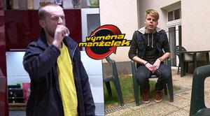 Táta z Výměny nevydýchá gaye Lukáše: Alkohol a kolaps!