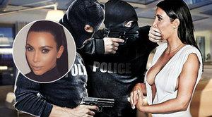 Oloupená Kim Kardashian v Paříži: Lupičům stačilo 6 minut! Kde byl bodyguard?
