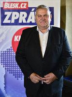 Průvan ve středočeské ČSSD. Hejtman Petera po volbách končí i jako krajský šéf