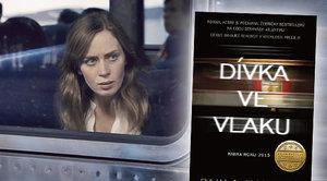 Nový trhák ve stylu Zmizelé: Film Dívka ve vlaku je hrou s emocemi