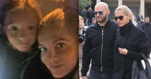 Dvojitá bolest Dary Rolins: Nejdřív pohřeb kamarádky (†36), pak další cesta na hřbitov