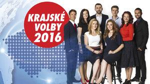 Krajské volby 2016: Superdebata a 13 debat s lídry ze všech krajů