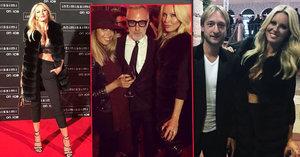 Sexy Krainová předváděla spodní prádlo: Do náruče jí skočil italský milionář i krasobruslař