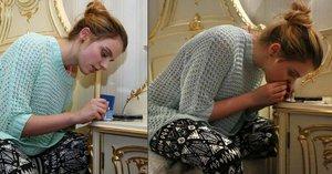 Vystřižené scény s drogami v Mordpartě: Fingerhutová šňupala kokain!