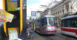 Konec papírových lístků v Brně! MHD se bude platit kartami