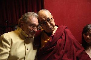Karel Gott se setkal s dalajlamou: Byl to silný zážitek, vyjadřuji mu plnou podporu, prohlásil