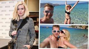 Bývalá herečka Nikol Štíbrová (30) má už dva roky chlapa! A nechce slyšet o televizi