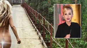 Z toho Vietnamce klepne! Kateřina Kaira Hrachovcová běhá po Asii nahá!