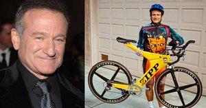 Dražba kol Robina Williamse: Rodina zesnulého herce rozjela charitativní aukci