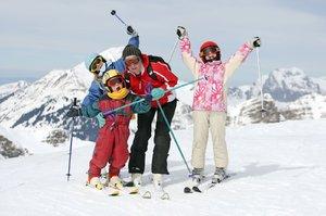 10 důvodů, proč jet s dětmi na lyže