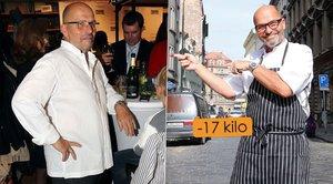 Drsný šéf Pohlreich: Během tří měsíců přišel o 17 kilo! Co se děje?!