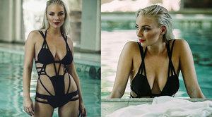 Konvičková ze SuperStar je k nepoznání: Odhalila sexy tělo v rajcovních plavkách!