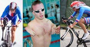 """Jsou handicapovaní a vyhrávají olympiády. Stát jim dá za medaile jen """"almužnu"""""""