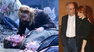 Premiéra filmu Tenkrát v ráji: Rímský ronil slzy! Tohle ho rozbrečelo