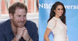 Princ Harry vydal prohlášení o své nové dívce: Neubližujte jí, prosil národ