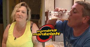 Jaroslava (39) z Výměny manželek: Výčitky kvůli chlastu!