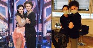 Trable Anny K. ve StarDance: Nakažlivá nemoc tanečníka Marka a bolavá záda