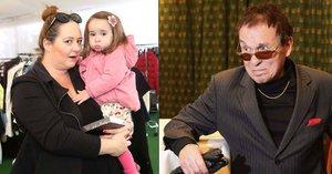 Saudkova manželka ukázala nejmladší Josefínku: Komu je roztomilá holčička víc podobná?