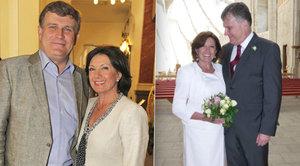 Marie Rottrová prozradila detaily tajné svatby: Jen dva svědci a zastrčený kostel!