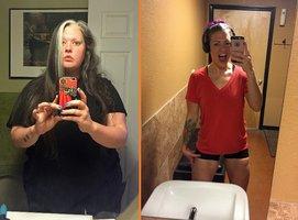 Přestala pít alkohol a zhubla o 70 kilo: Teď vypadá o deset let mladší!