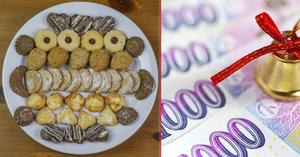 Vánoční cukroví se letos prodraží: Za co zaplatíme víc než loni?