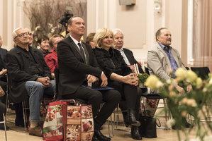 Zagorová i Margita získali čestné občanství Prahy 4. Ke stěhování Štefan Hanu donutil