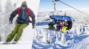 Lyžařská sezona začíná! Kolik kde zaplatíte za zimní radovánky?