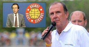 Rudá televizní šlechta: Sportovní komentátor ČST Robert Bakalář (†71)? Hlas pro dvě kola!
