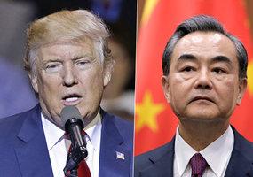 """Trump Tchaj-wanem rozohnil čínského draka: """"Je to ignorant,"""" píší o něm"""
