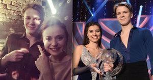 Bývalá vítězka StarDance Marie Doležalová: Předala jsem Zdeňkovi korunku!