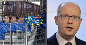 Malá a velká rada EU: S kým se v Bruselu schází Babiš a co řeší Sobotka?