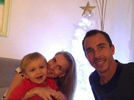 Vánoční překvapení u Míši Ochotské a Lukáše Rosola: Štědrý den trávili zase spolu!