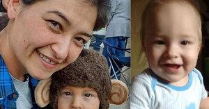 Syna už nikdy neuvidíš, napsala muži na Facebooku a zabila sebe i své roční dítě