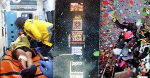 Sledovali jsme online: Oslavy roku 2017, sražené Češky a 39 mrtvých v Istanbulu