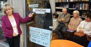 Památkáři zlikvidovali rodinné knihkupectví: Vyštvali je kvůli zisku