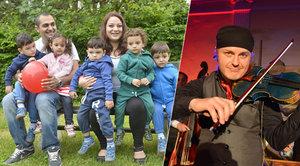 Houslista Šporcl čelí kvůli daru paterčatům kritice: Strhla se vlna nenávisti