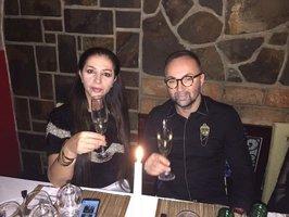 Bývalá podnikatelka Mojsejová a její úhlavní nepřítel Versace Kabrheľ: Oslavili roční výročí svatby!