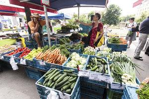 Bývalý pořadatel trhů na Jiřáku má nové místo: Farmáře najdete v Praze 7