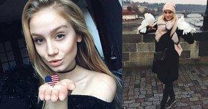 Mladinká hvězda Ulice Anna Kadeřávková končí: Utíká pryč jen s jedním kufrem