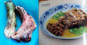 Specialita restaurace: Hostům prý naservírovali lidské nohy