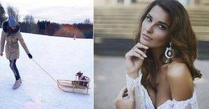 Modelka Nikol Švantnerová: Svého psího mazlíčka si spletla s dítětem