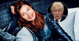 Pavlína Pořízková se bojí vlivu Trumpa: Chytit holku za fr*du není normální!