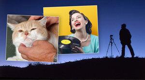 Kam o víkendu v Praze? Pro kočku, vinylovou desku, za hvězdami i na obří sekáč
