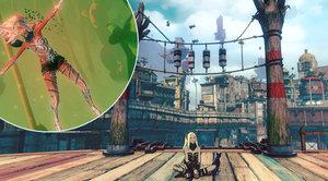 Gravitace je legrace: Recenze Gravity Rush 2