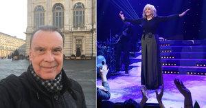 Odložený koncert Zagorové bez manžela: Pod dozorem špionů!