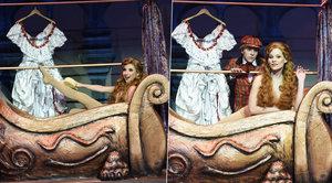 Hrátky Natálie Grossové a Michaely Gemrotové s upíry ve vaně: Pro nahou scénu mají druhou kůži!