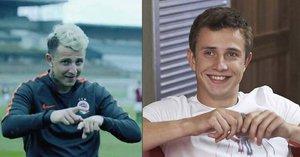 Jakub Štáfek alias Julius Lavický z Vyšehradu: Na vygumovaného fotbalistu jsem si hrál i v civilu