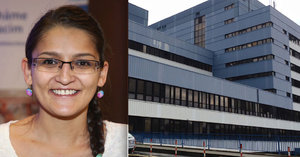 Lucie (31) se narodila s vadou srdce a orgány na špatné straně! Operovali ji kardiologové z Motola