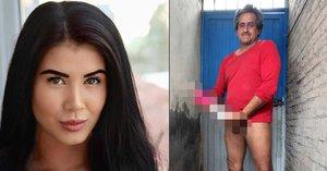 Pornohvězdička Lady Dee o muži s největším penisem světa (48 cm): Ta »kláda« je nefunkční!